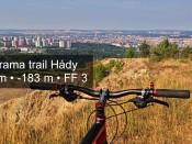Panorama Trail Hády