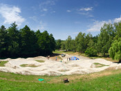 Pumptrack Lučina