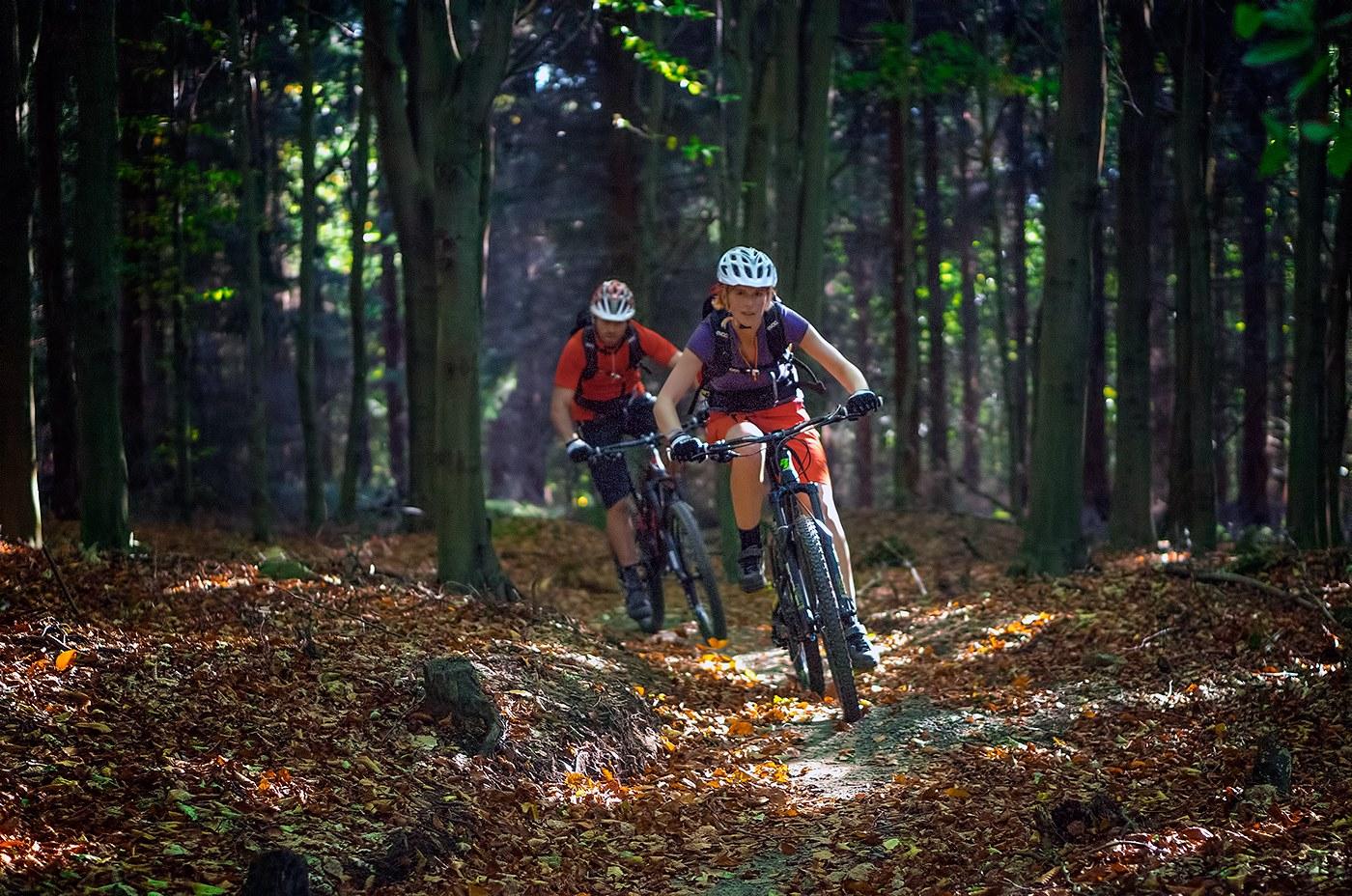Sigltrek si užije každý, záleží jen na rychlosti (foto: Jan Mocňák)