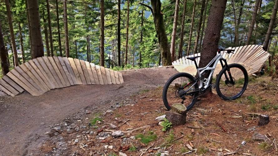 Dolní Morava: traily s flow a pohodlím lanovky