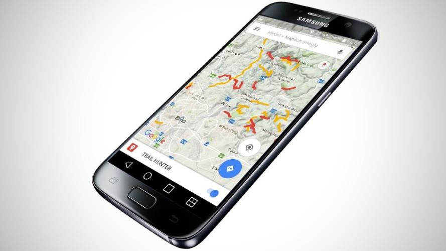 Trail Hunter v mobilu