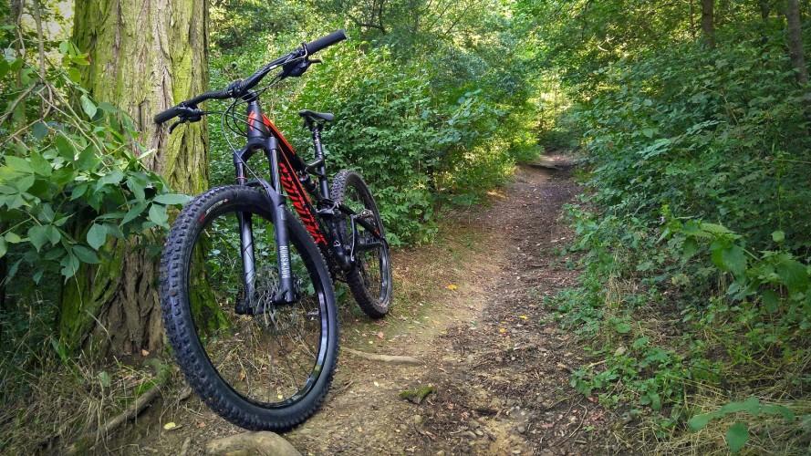 Šumický trail: aby celopéro nezahálelo