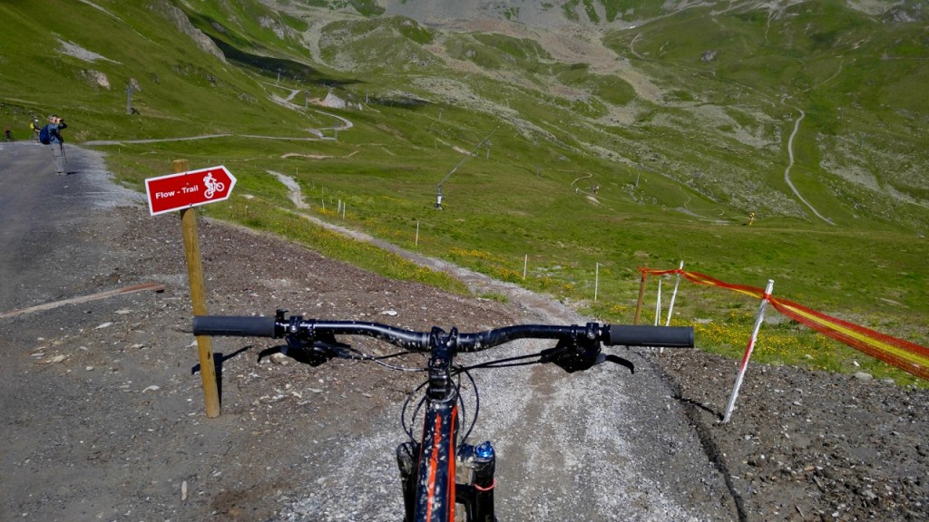 Ischgl bike