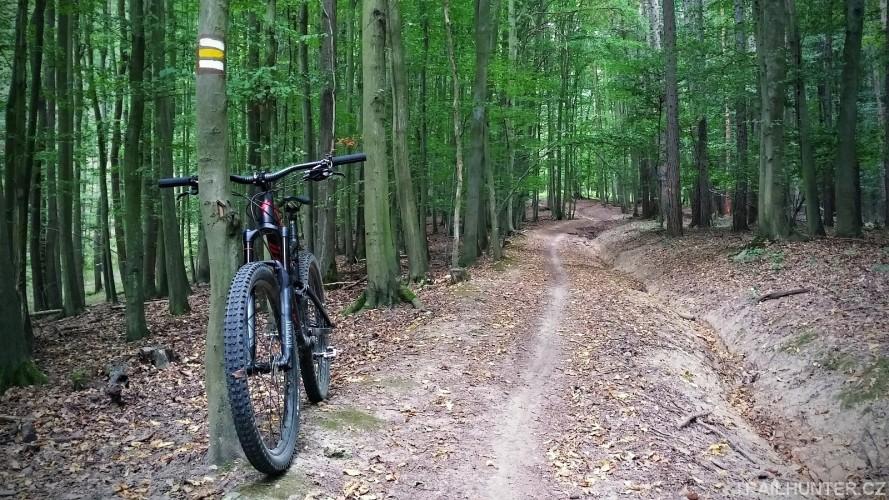 Ronovský trail: splněný sen brněnských bikerů