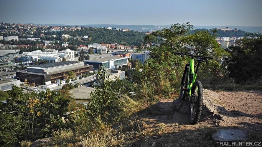 Nad Svratkou: Trail s vyhlídkou jak Brno