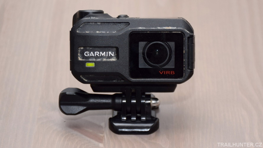 Garmin Virb XE: kamera trail hunterů