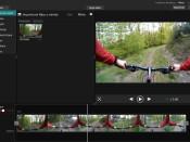 Editor videí pro vkládání údajů z GPS do videa.