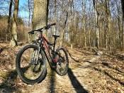 Trail na Podhájí