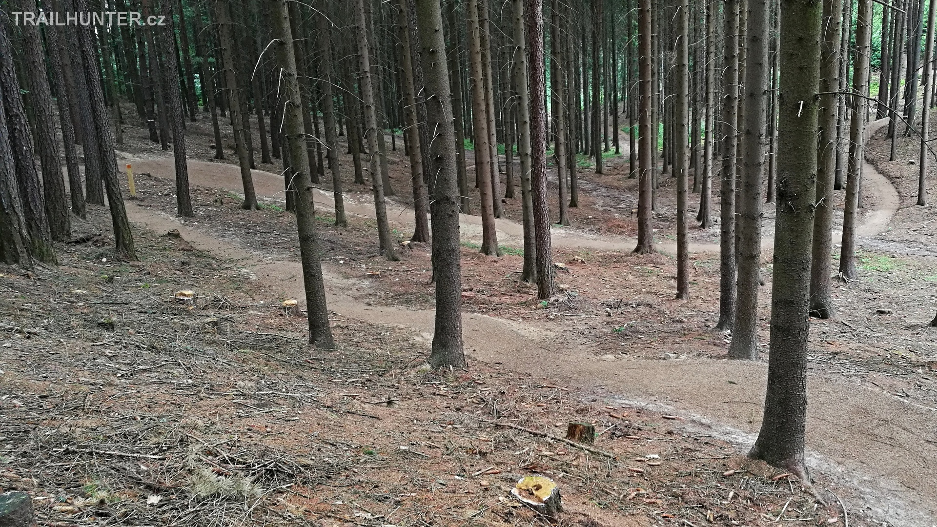 Boskovice Sportpark - singletraily