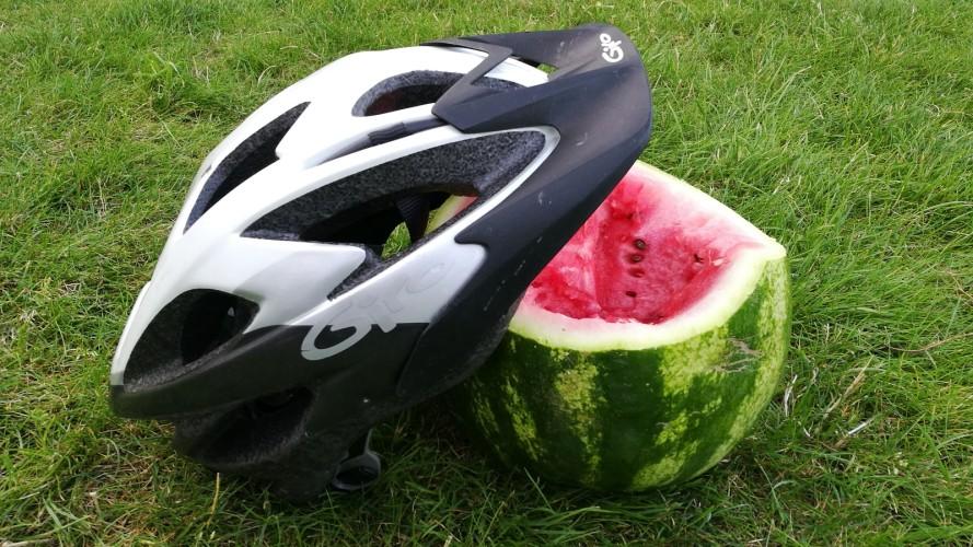 Helma na kolo a meloun