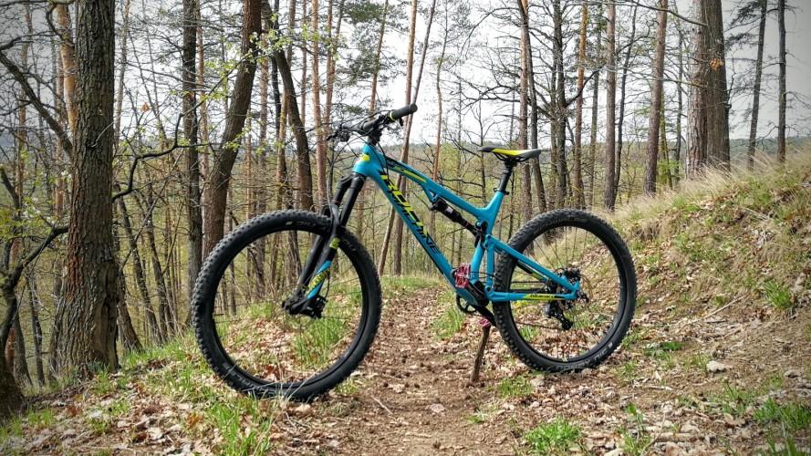 Kolo na traily: když máte vhodný bike, víc si užijete