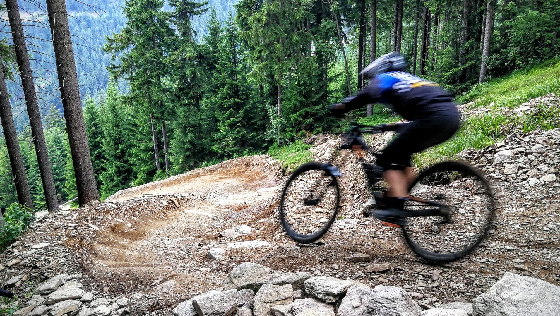 Trail Park Klínovec