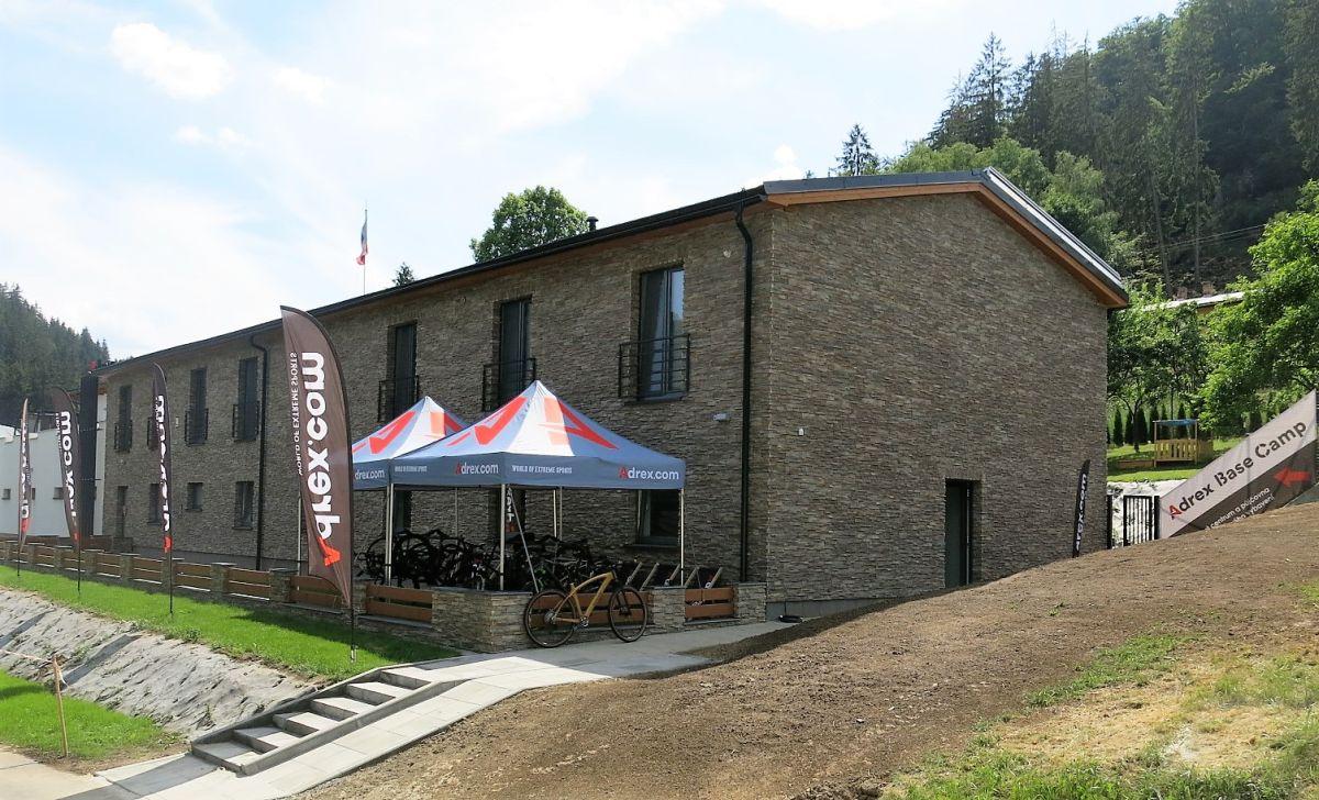 Adrex Base Camp