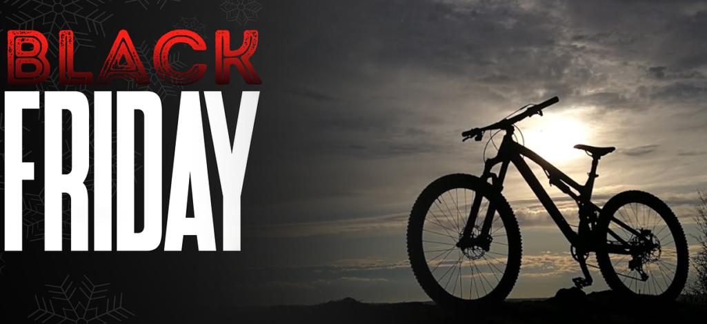 Black Friday se týká i kol. Dnes můžete nakoupit levněji nebo s podporou výstavby trailů