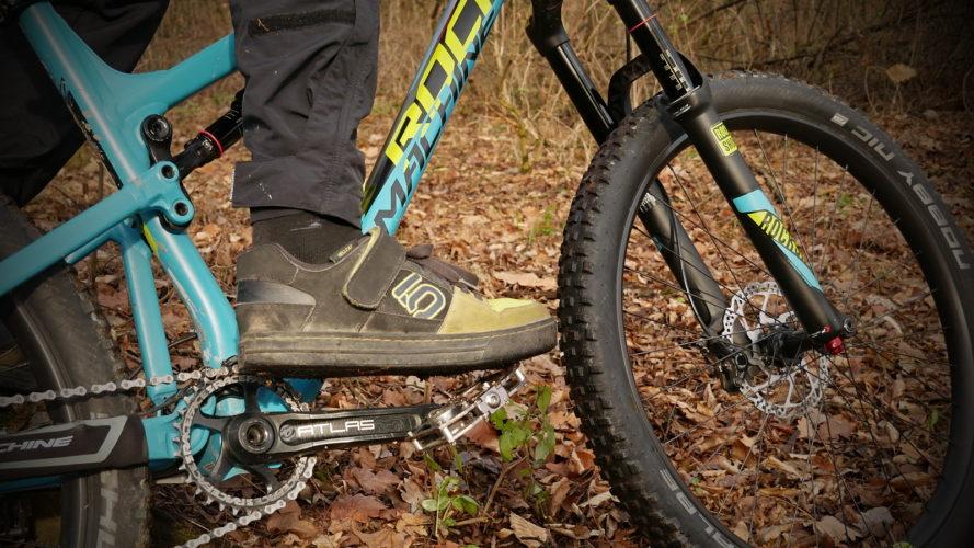 Magped: pedály na kolo, na kterých vám nohy drží magnety