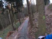 Březovský trail