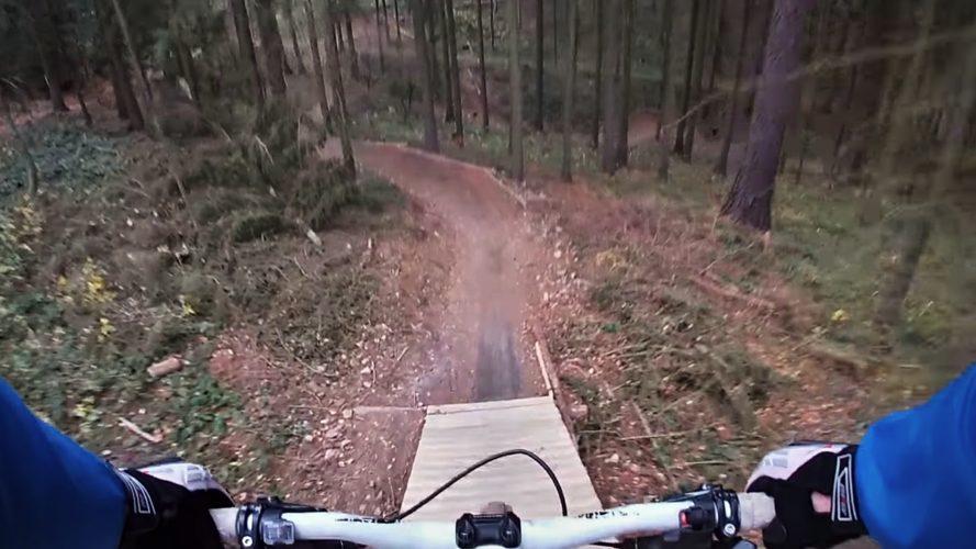Březovský trail: Nové vyžití pro bikery roste v Březové nad Svitavou