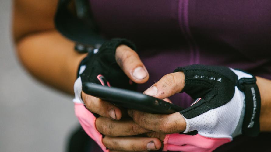 Záznam trasy na kole: Jak na to pomocí telefonu