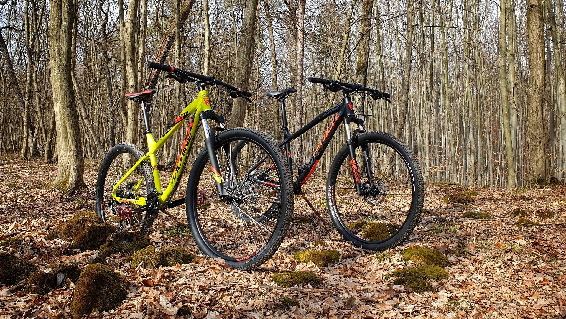 Jak vybrat horské kolo - levná kola