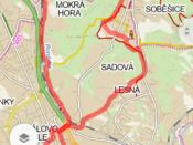 Aplikace pro záznam trasy 2