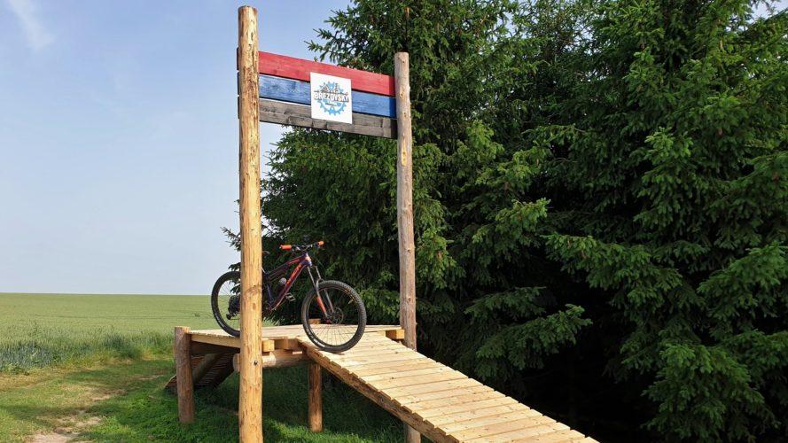 Březovský trail: Velká bikerská zábava na malém kopci