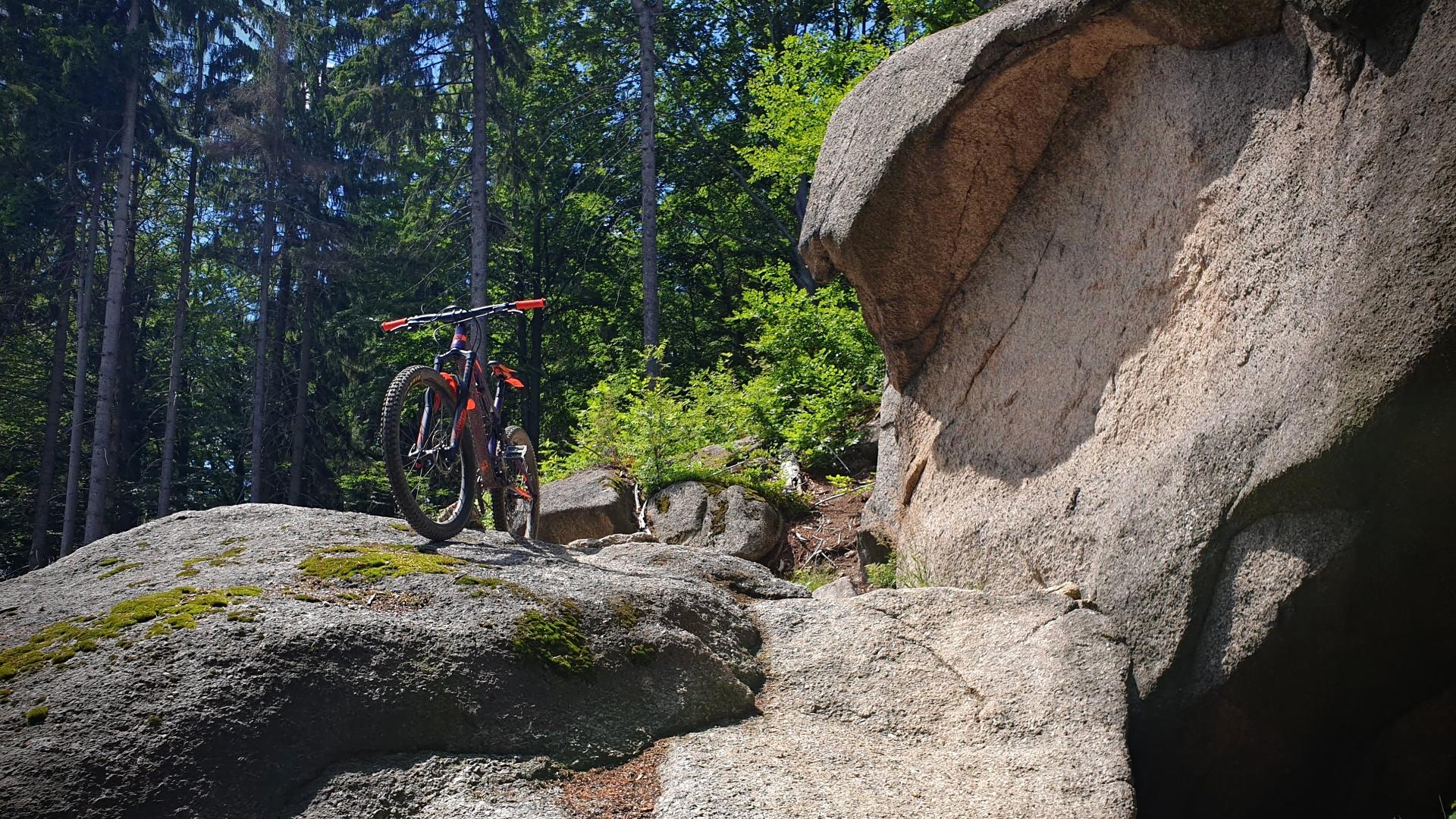 Bikepark Tanvaldsky Spicak