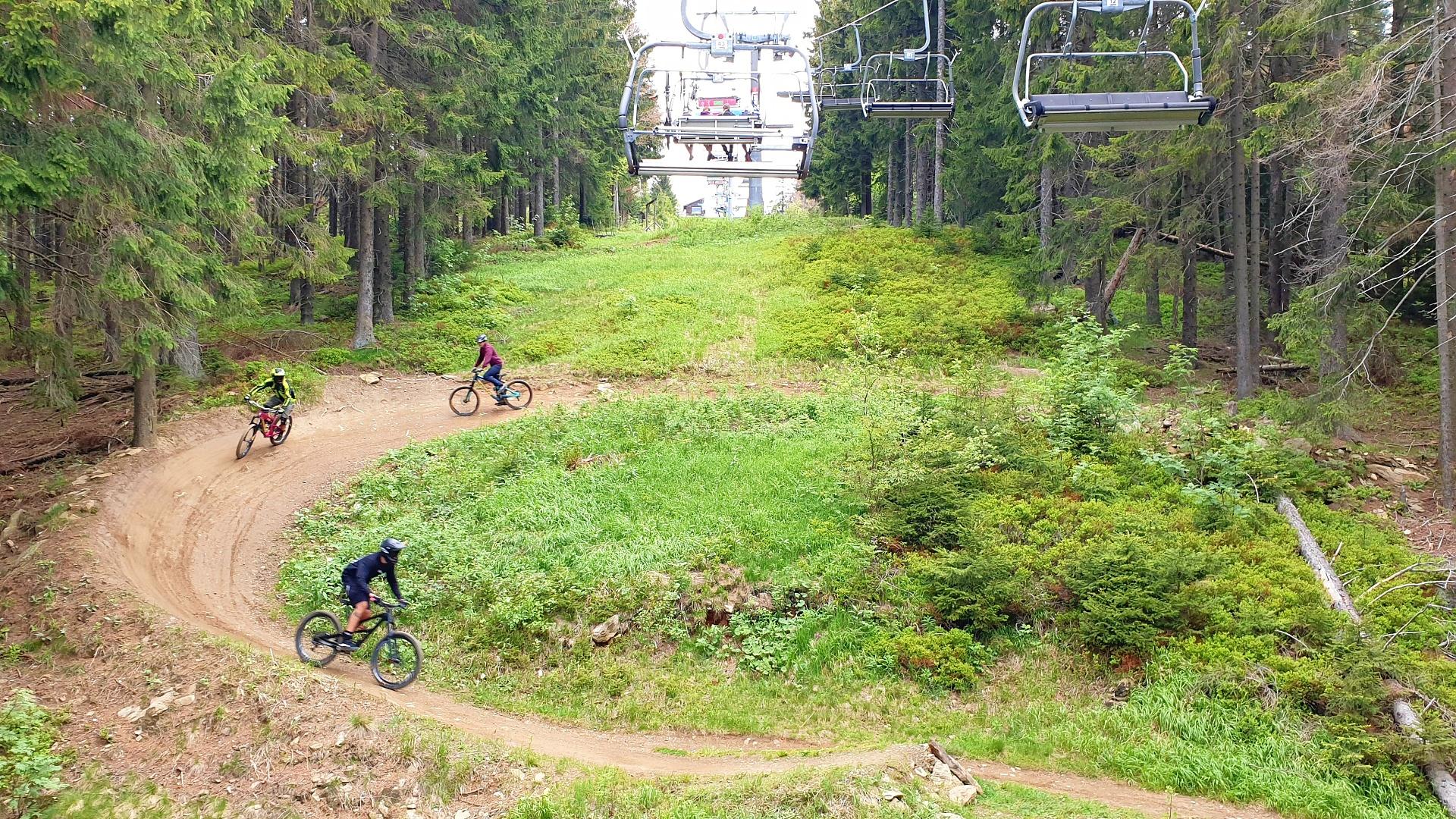 Bikepark Špičák