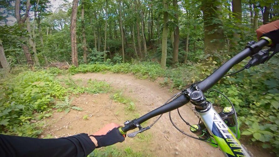 Trail u Jericha: Bikerská oáza na jihu Moravy