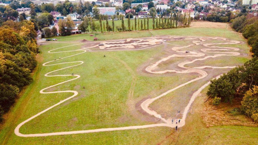Vzor pro ostatní města: U Liberce vyrostlo zábavné zázemí pro bikery