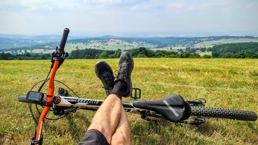 Trail of Life: Na jihu Moravy spojily traily, výlety a nádhernou krajinu